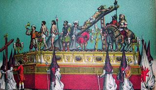 La histórica granizada que recibió la Exaltación hace 200 años