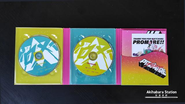Review del Blu-Ray Coleccionista de la película Promare - Selecta Visión