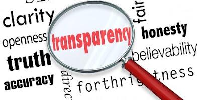 Transparansi Keuangan (Pengertian, Manfaat, Prinsip dan Pelaksanaan)