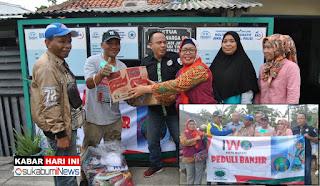 IWO Bekasi Peduli Korban Banjir