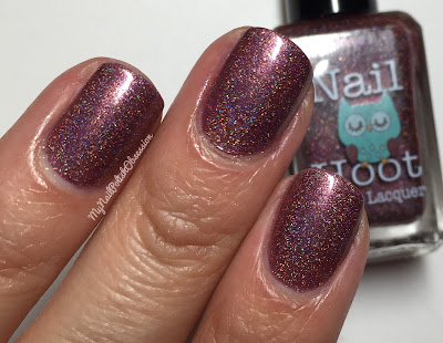 Nail Hoot Space Galaxy Trio Part II; Galactic Center
