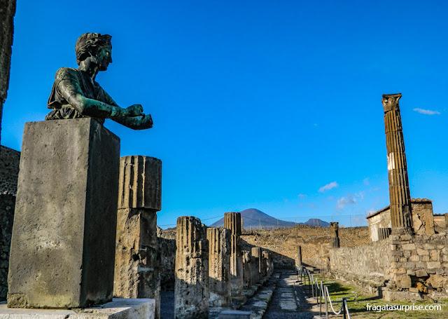 Fórum de Pompeia, Itália