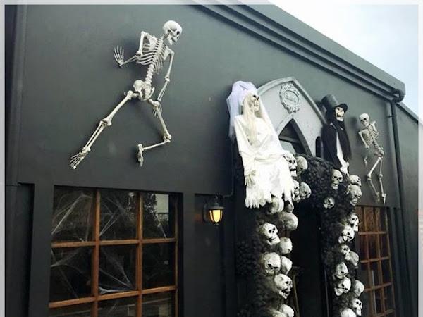 Wisata Bandung: Rumah Halloween!