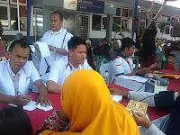PT KAI Divre IV Gelar Pengobatan Gratis di Natar Gunakan Rail Clinic