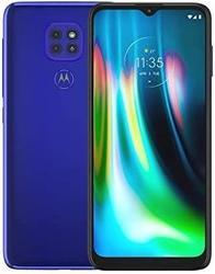 Motorola Moto G9 Play Unlocked GSM 64GB Android Phone, Blue - $159.04
