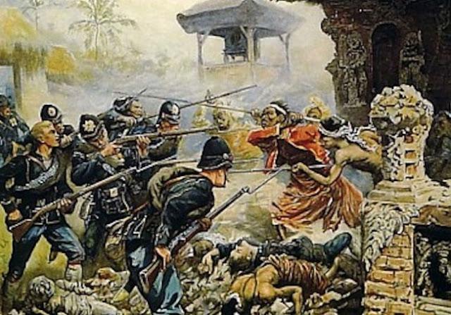 Keruntuhan-Kerajaan-Sakra-Lombok