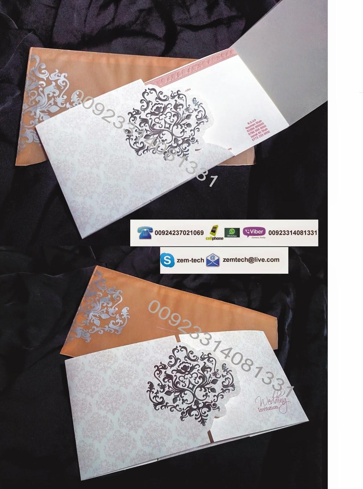 Wedding Cards Pakistan