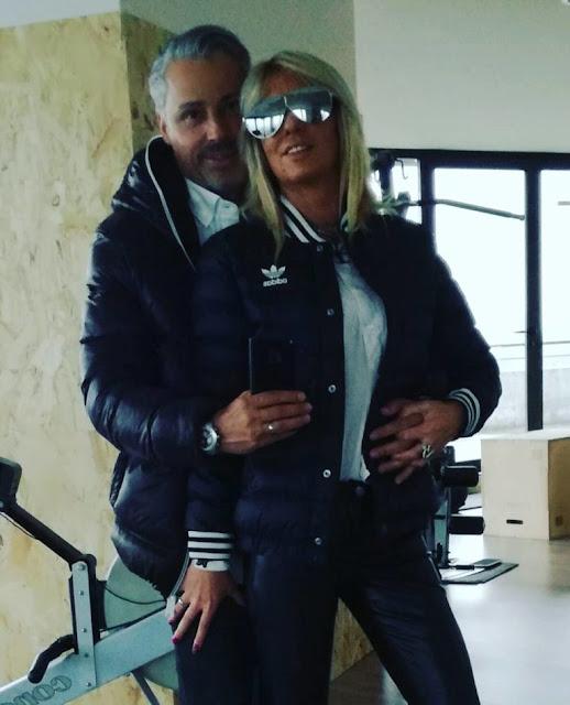 Maria Leal apresenta novo namorado