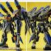 """HG 1/144 GAT-X131B Calamity Gundam """"Blau Calamity"""" Custom Build"""