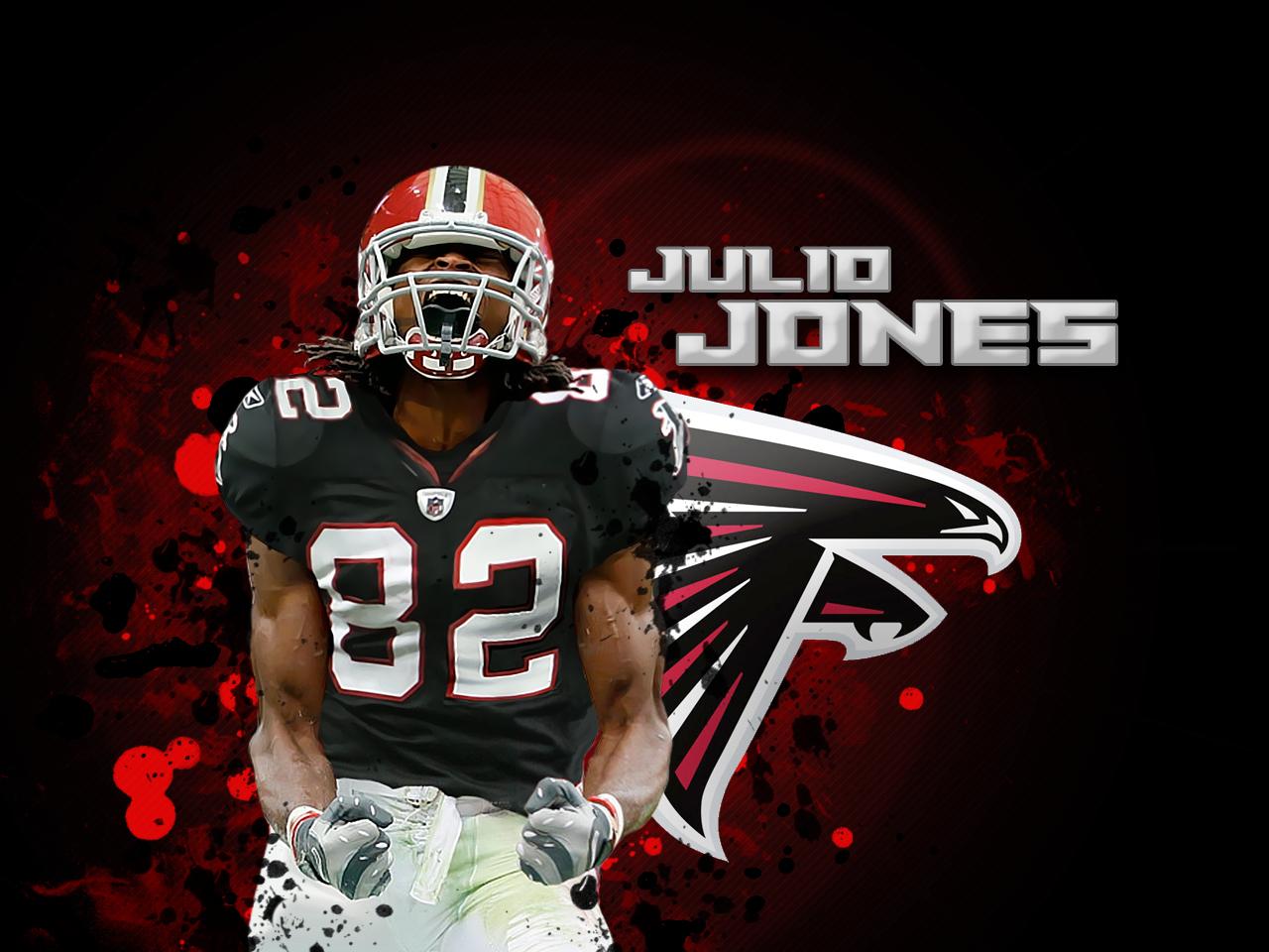 Julio Jones Wallpapers: FOOTBALLPLAYERSDELUXE: JULIO JONES