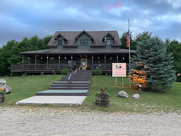 Travel Diaries: Whispering Pines Campground in Mancelona, Michigan