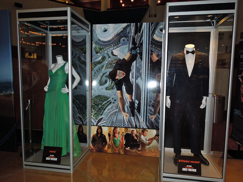 Mission Impossible Ghost Protocol costumes