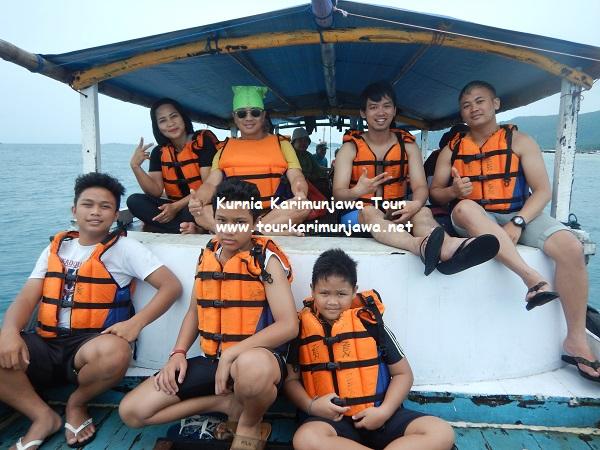open trip snorkeling karimunjawa