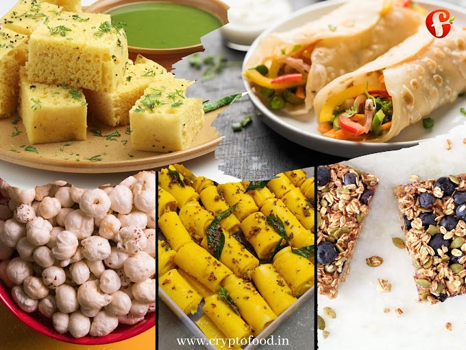 Top 6 Healthy Indian Snack Options
