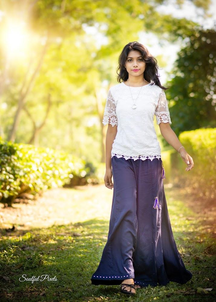 Assamese Elegant Model