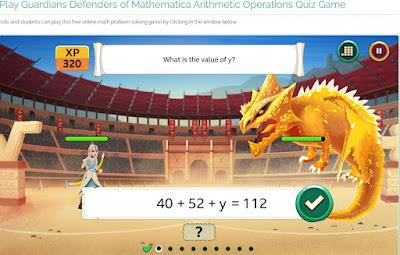 ermain Games Guardian Defenders of Mathematica
