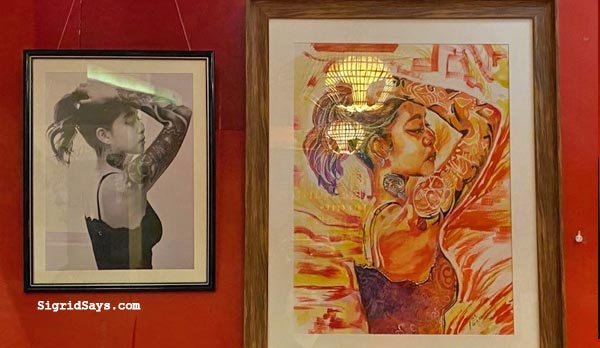 Bagani Community Center, Bacolod City, Butch Lavaro, Kristine Tirante, Association of Negros Artists, ANA, HIV Awareness, Roberto Figuracio, Family Planning Organization, Bacolod photographers, Bacolod artists, PNG, Photographers of Negros Group, Maya Art Space, Tippy's Bistro, Boudoir Art and Photo Exhibit, Women's Month, Arts Month, February is Arts Month, March is Women's Month, paintings, photos on canvas, love your body, women empowerment, women's health, Bacolod blogger, work at home, work from home, work at home moms, self-love, self-care, self-respect, mental health,