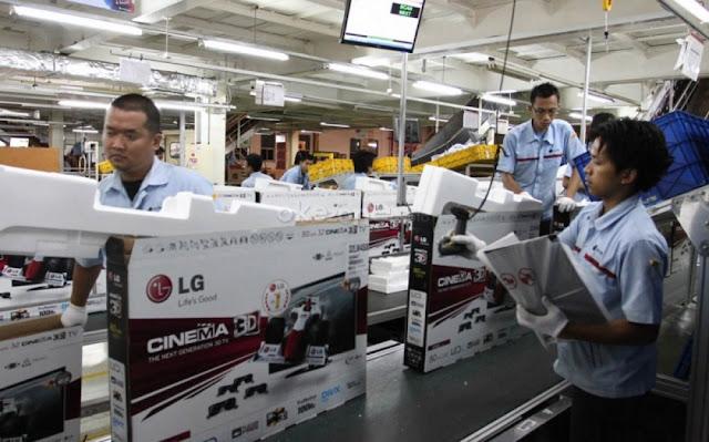 Lowongan Kerja Jobs : Purchasing Strategic Staff, R&D Staff, Accounting Staff PT LG ELectronics Indonesia