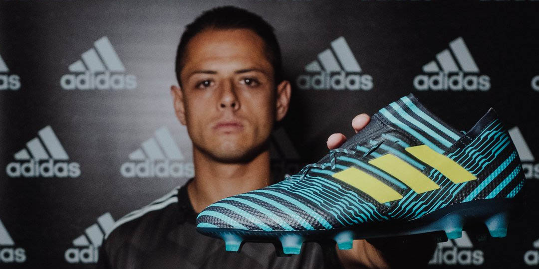 abb9e193699 Chicharito Leaves Nike After 7 Years - Footy Headlines