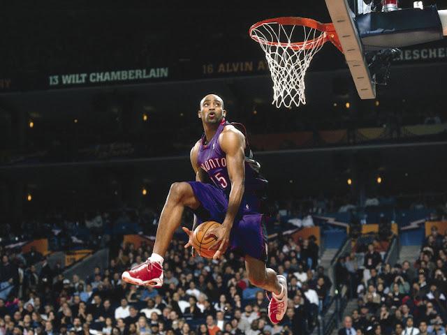 Vince Carter confirmó su retirada. El jugador más longevo de la historia de la NBA