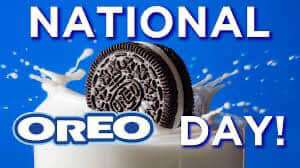 National Oreo Cookie Day Wishes