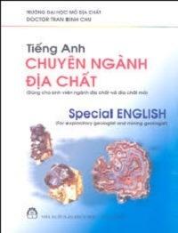 Tiếng Anh Chuyên Ngành Địa Chất - Trần Bỉnh Chư
