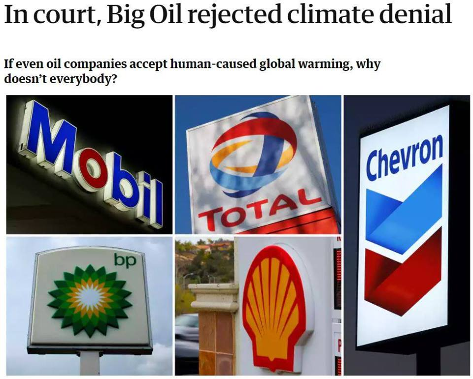 Lyspunkt: sans i samling : The worlds biggest oil companies