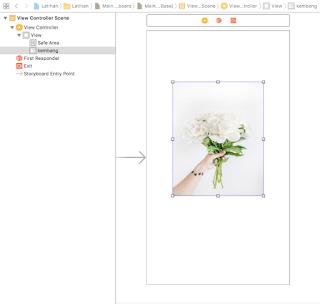 Membuat Gambar DI Xcode