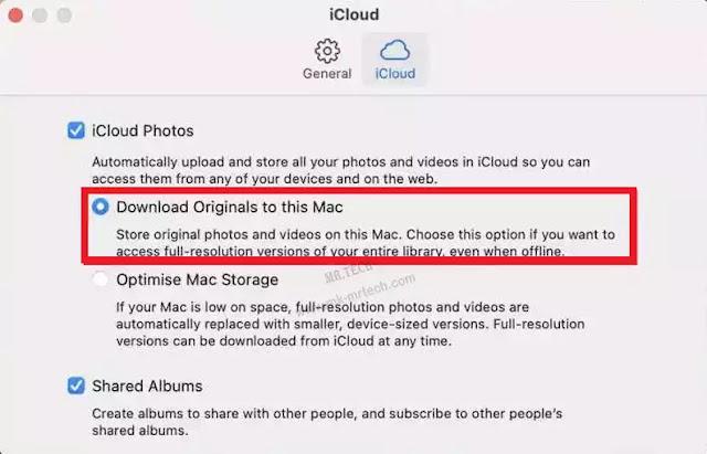 طريقة أخذ نسخة احتياطية من صورك في التخزين السحابي ونقلها إلى خدمات تخزين أخرى