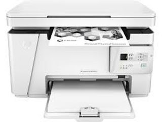 Picture HP LaserJet Pro MFP M26a Printer Driver Download