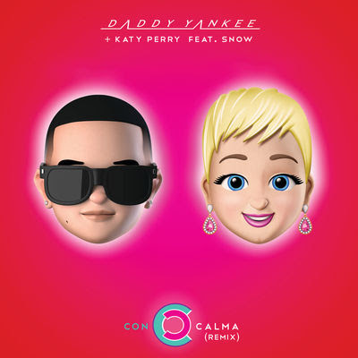 Daddy Yankee with Katy Perry
