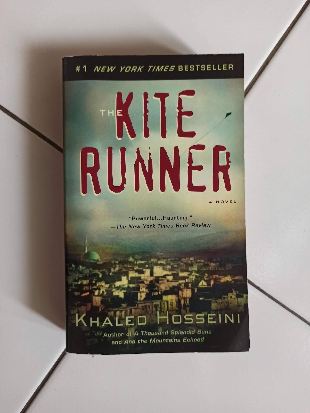 Buku Import The Kite Runner