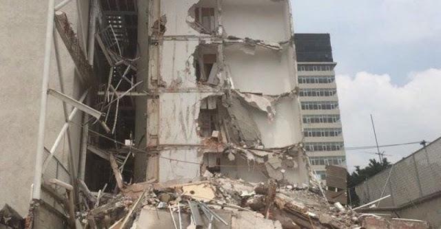 Ingeniero sin licencia aprobó edificio que se desplomó en la Portales.