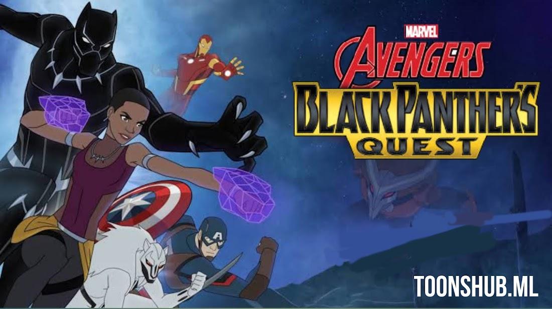 Avengers Assemble Season 5: Black Panther's Quest Hindi Episodes Download FHD