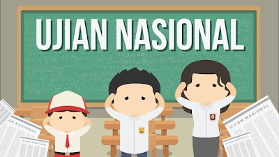 Jadwal UN UNBK SMP SMA SMK Sederajat Tahun Pelajaran 2018/2019