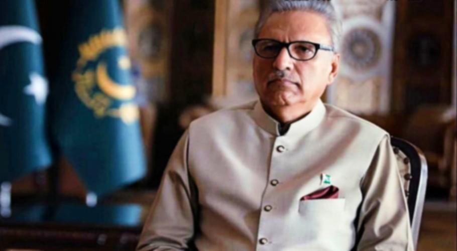 President Alvi Orders FBR to Address Issues of Tax Declarants Under Amnesty Scheme
