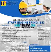 Info Loker Surabaya di HP Indonesia Juli 2020