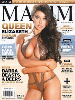 Maxim Australia – Julio 2019