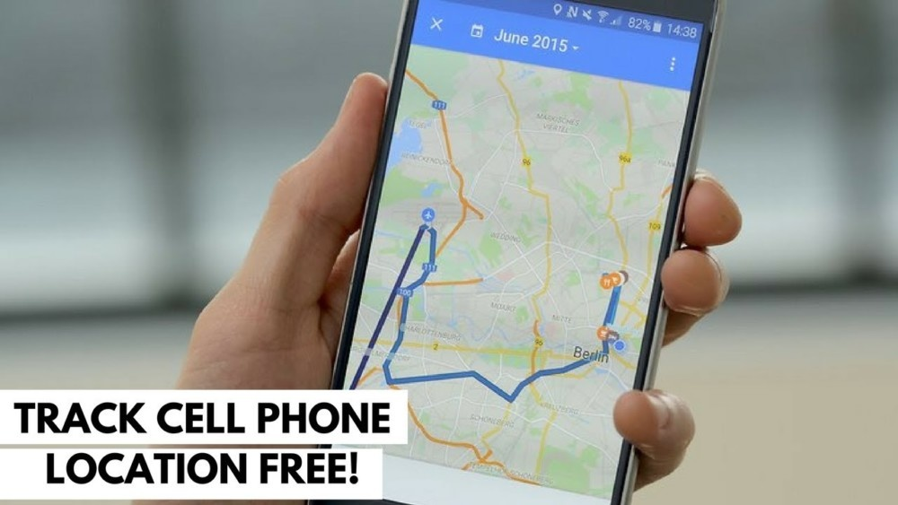 How to Track Someone's Cell Phone Location with No Experience