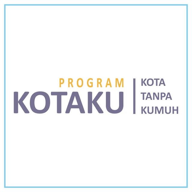 KOTAKU (Kota Tanpa Kumuh) Logo - Free Download File Vector CDR AI EPS PDF PNG SVG