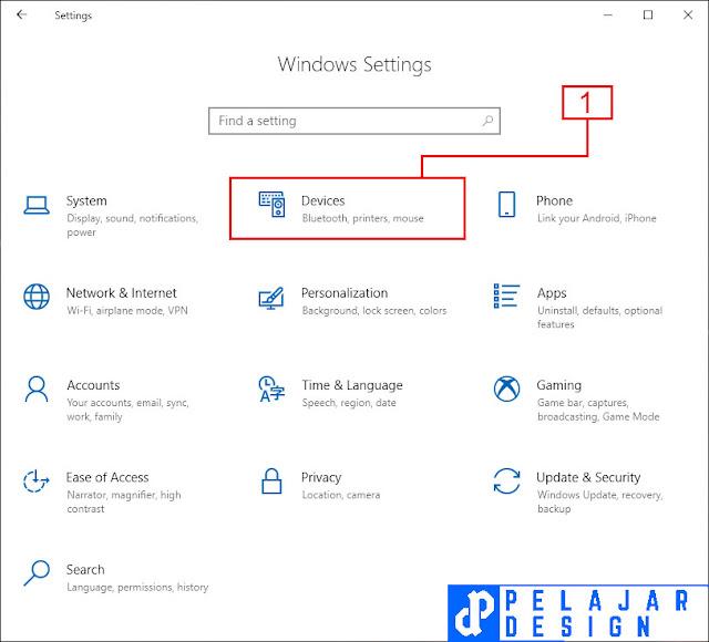 Cara Mematikan Dan Menghidupkan Auto Correct Di Windows 10