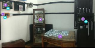 El Museo Histórico de Monte Chingolo ya puede visitarse a través de Internet