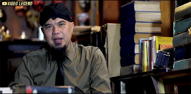Ahmad Dhani Tagih Janji Gus Yaqut Dan Maruarar Gebuk Orang Yang Mau Ganti Pancasila