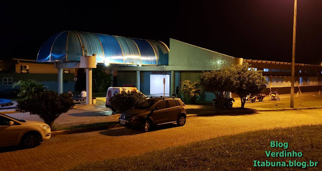 Hospital de Base de Itabuna - Foto Jefferson Teixeira