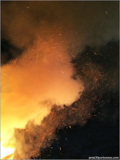 Old Newbury Bonfire 2017
