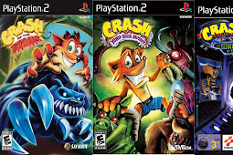 Crash Bandicoot Collection 3in1 PS2 Multi ISO