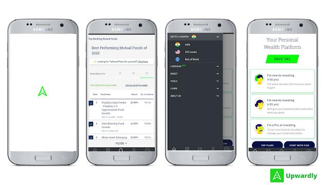 Upwardly:10 Best Investment Apps for Android