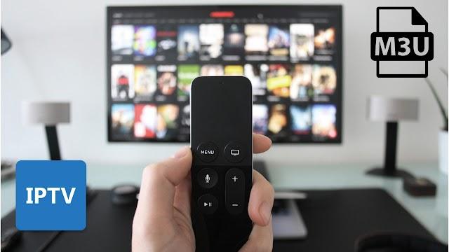 Lista de canales IPTV gratis miércoles 24 de julio 2019