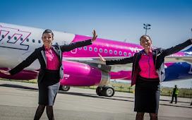 WizzAir Cabin Crew Chisinau base