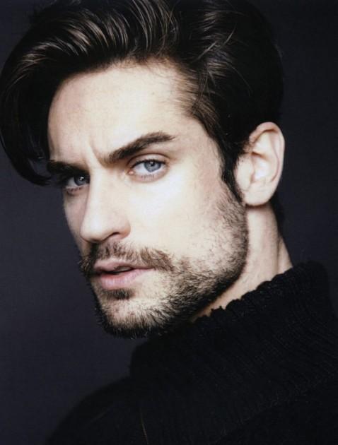 Male Model Street Antonio Lujak